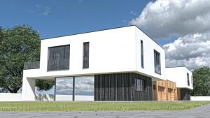 Architekt - projekt Tychy ul. Jagodowa